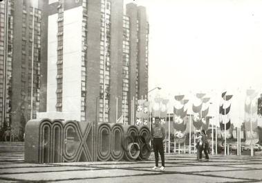 Szalay Miklós Mexikóban