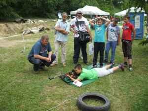 Sok fiatal és felnőtt látogatta meg a salgótarjániakat.