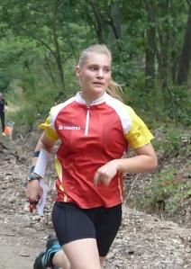 Kovács Flóra két egyenletes teljesítménye ezúttal a bronzérmes helyezésre volt elegendő
