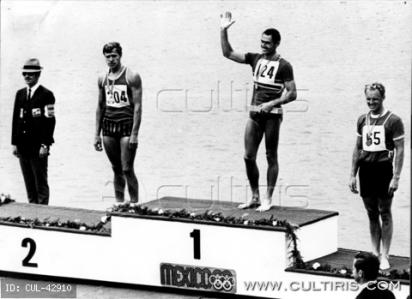 Hesz a dobogó tetején 1968-ban