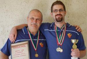 Bencsik Imre és fia, Bencsik Gergely
