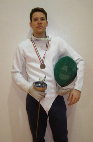 A salgótarjáni Mihály Zoltán (Galba) ötödik lett a junior bajnokságon.