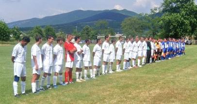Szurdokpüspökiben a játéktér újra otthont ad bajnoki labdarúgó mérkőzéseknek