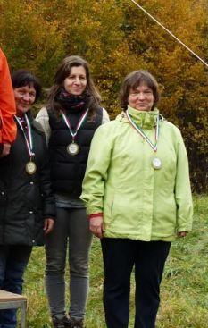 Szenior II. kategóriában a balassagyarmatiak a bronzérmes helyen zártak