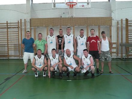 Pásztó kosár bronzcsapat