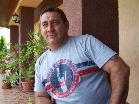 Gál Gyula Portré