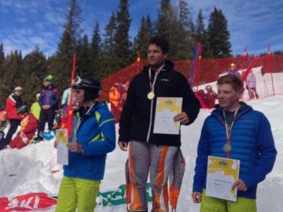 Második lett Márton Patrik