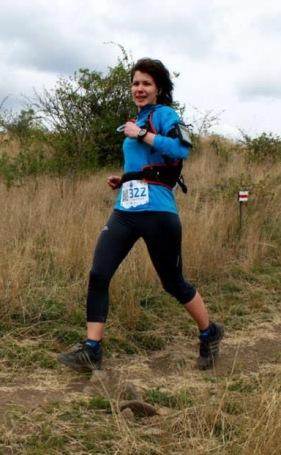 2.dr. Dobrovoczky Ágota a Hanák Kolos túratáv leggyorsabb női túrázója