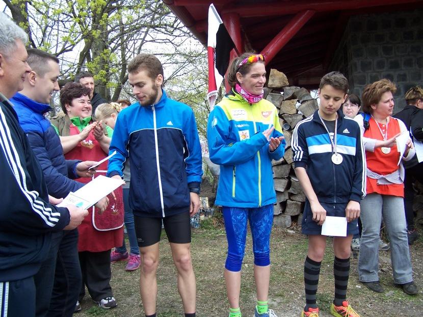 5 .A futóverseny idei győztesei