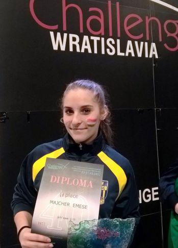 Majcher Emese Lengyelország 17