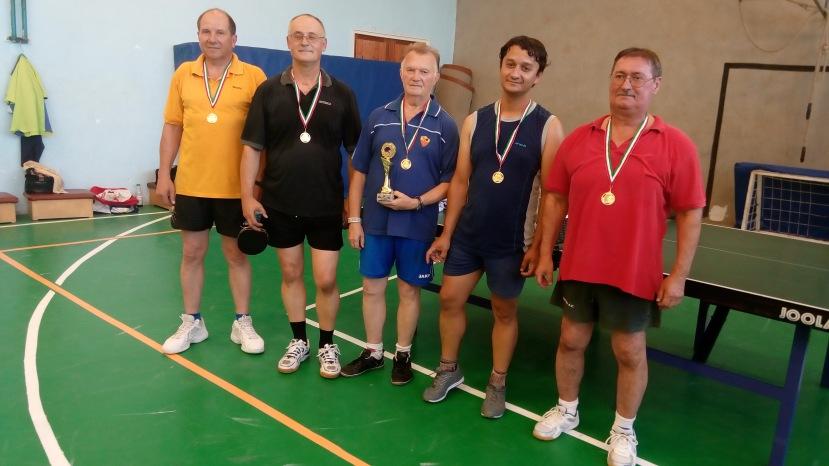 Megye bajnok 2016 2017