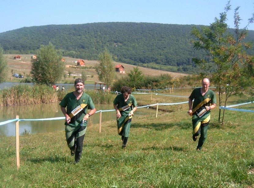 A Kovács fivérek korosztályukban a hatodik helyen értek célba