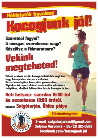 Kocogó plakát
