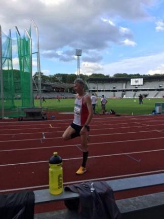 Telek András Dánia 1500 m